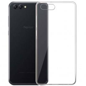 Huawei Honor View 10 Silikonetui Gjennomsiktig mobilskall