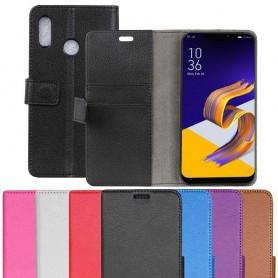 Mobil lommebok 2-kort Asus Zenfone 5 mobil deksel