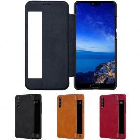 Nillkin Qin FlipCover Huawei P20 Pro mobiltelefon veske