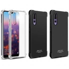 IMAK Shockproof silikonetui Shockproof Huawei P20 Pro CLT-L29 mobiltelefonveske
