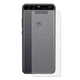 Karbonfiberhudbeskyttende plast Huawei P10 VTR-L29 mobil beskyttelse caseonline