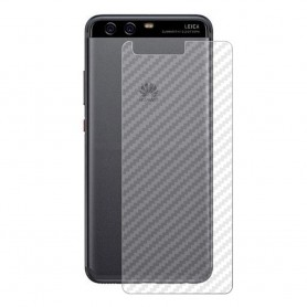 Kolfiber Skin Skyddsplast Huawei P10 VTR-L29 mobilskydd caseonline