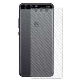 Karbonfiber hudbeskyttende plast Huawei P10 Plus Mobile Caseonline