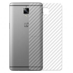 Kolfiber Skin Skyddsplast OnePlus 3/3T mobilskydd caseonline