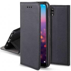 Moozy Smart Magnet FlipCase Huawei P20 Lite ANE-LX1 mobilskal fodral skydd