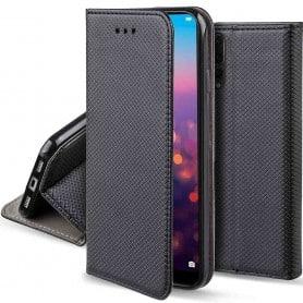 Moozy Smart Magnet FlipCase Huawei P20 Pro CLT-L29 mobilskal skydd fodral