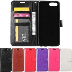 Mobilplånbok 3-kort Huawei Honor 10 mobilskal fodral skydd CaseOnline