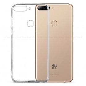 Huawei Y7 2018 silikon må være gjennomsiktig