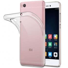 Xiaomi Mi 5 mobilskal Silikon skal Transparent CaseOnline