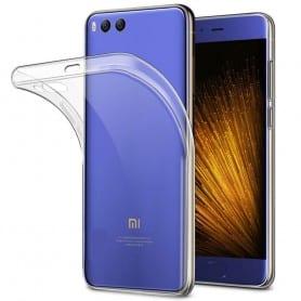 Xiaomi Mi 6 Mobilskal Silikon skal Transparent