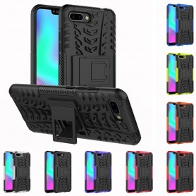 Stöttåligt mobilskal med ställ Huawei Honor 10 silikonskal CaseOnline