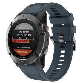 Sport Armband Garmin Fenix 3 / 5X (Gråblå)