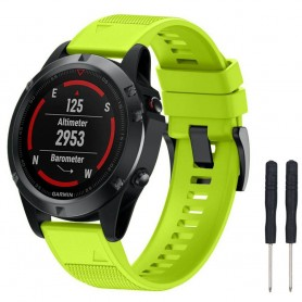 Sport Armband Garmin Fenix 5 / Forerunner 935-Grön