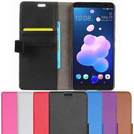 Mobilplånbok 2-kort HTC U12 Plus