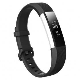Sport Armband till Fitbit Alta HR - Svart CaseOnline.se