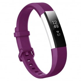Sport Armband till Fitbit Alta HR - Lila