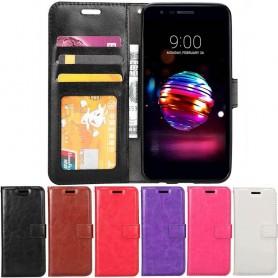 Mobil lommebok 3-kort LG K11 (2018) mobiltelefon veske