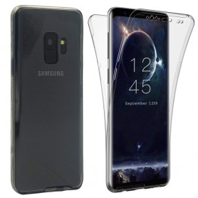 360 heltäckande silikon skal Samsung Galaxy A6 2018
