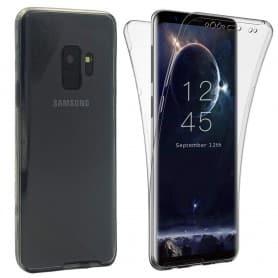 360 full silikonskall Samsung Galaxy A6 2018