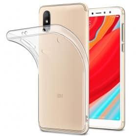 Xiaomi Redmi S2 Silikon skal Transparent mobilskal