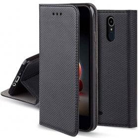 Moozy Smart Magnet FlipCase LG K11 2018 mobil shell caseonline
