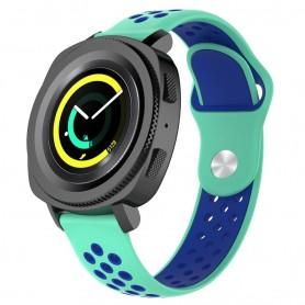 EBN Sport Armband Samsung Gear Sport - mint/blå