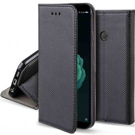 Moozy Smart Magnet FlipCase Xiaomi Mi A2 mobilskal