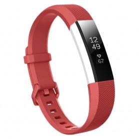 Sport Armband till Fitbit Alta HR - Röd