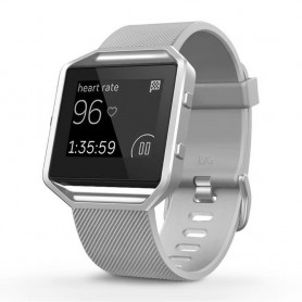Sport Armband till Fitbit Blaze - Grå