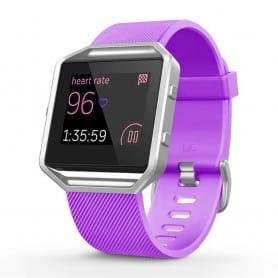 Sport Armband till Fitbit Blaze - Lila