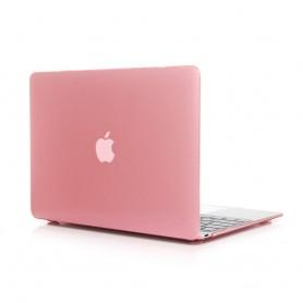 """Skydds skal Apple Macbook Pro 13.3"""" (A1278) - Rosa"""