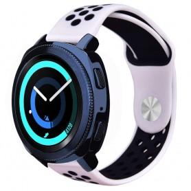 EBN Sport Armband Samsung Gear Sport - vit/svart