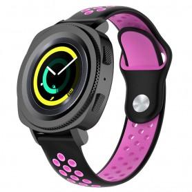 EBN Sport Armband Samsung Gear Sport - svart/rosa