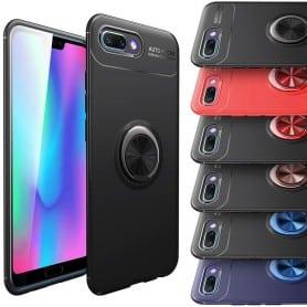 Slim Ring Case Huawei Honor 10 mobilskal fingerring