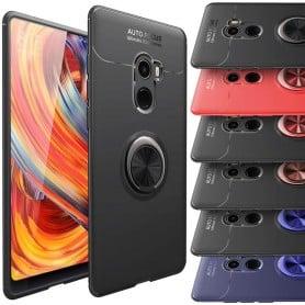Slim Ring Case Xiaomi Mi Mix 2 mobilskal selfiering