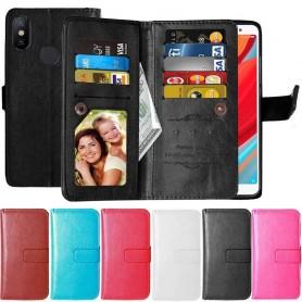 Dobbeltklikk Flexi 9-kort Xiaomi Redmi S2 mobildeksel