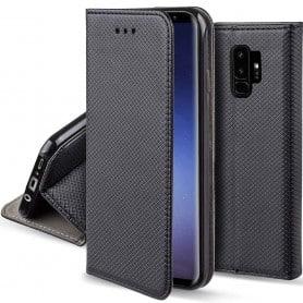 Moozy Smart Magnet FlipCase Samsung Galaxy S9 Plus