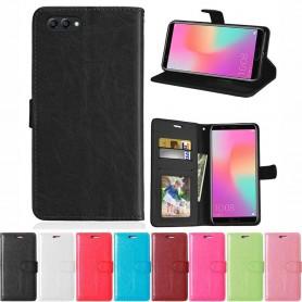 Mobil lommebok 3-kort Huawei Honor View 10 mobil skalletui