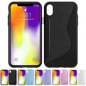 S Line silikonetui Apple iPhone XS Max mobil shell caseonline