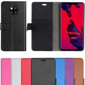 Mobilplånbok 2-kort Huawei Mate 20 Pro mobilskal fodral skydd caseonline