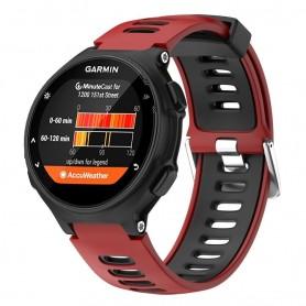 Sport Armband Garmin Forerunner 220/230/235/620/630/735XT - Röd