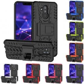Stöttåligt skal med ställ Huawei Mate 20 Lite mobilskal skydd
