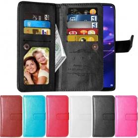 Dubbelflip Flexi 9-kort Huawei Mate 20 Lite (SNE-LX1)