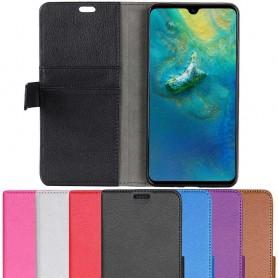 Mobilplånbok 2-kort Huawei Mate 20 (HMA-L29)