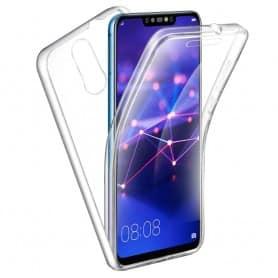 360 heltäckande silikon skal Huawei Mate 20 Lite (SNE-LX1) mobilskal