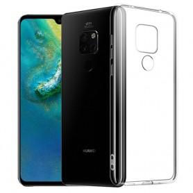 Silikon skal Transparent Huawei Mate 20 (HMA-L29)