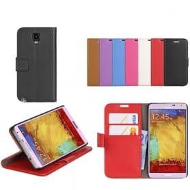 Samsung Galaxy Note 3 SM-N9005 CaseOnline Mobil lommebokveske