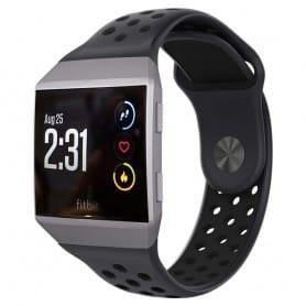EBN Sport Armbånd Fitbit Ionic - Svart armbånd
