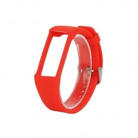 Sport Armband till Polar A360 / A370 - Röd