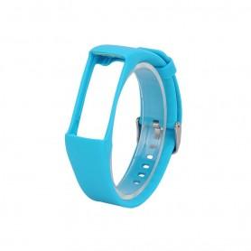 Sport armbånd for Polar A360 / A370 - Lys blå